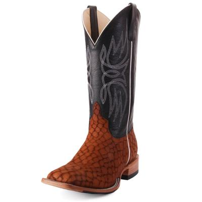 Horse Power Men's Loch Ness Monster Western Boots