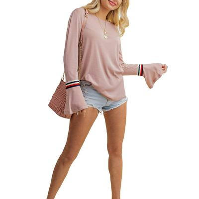 Kori Women's Bell Sleeve Top