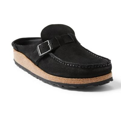 Birkenstock Women's Black Buckley Shearling