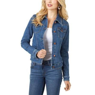 Wrangler Women's Classic Denim Jacket