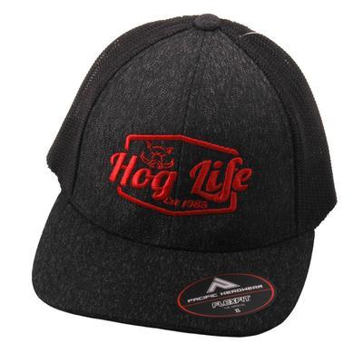 Outdoor Crew Hog Life Men's Sauder Red Logo Cap