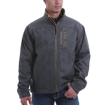 Cinch Men's Bonded Charcoal Jacket