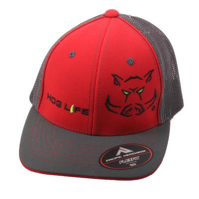Outdoor Crew Hog Life Youth Iron Man Fitted Cap