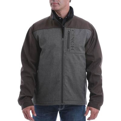 Cinch Men's Concealed Carry Snap Cuff Jacket
