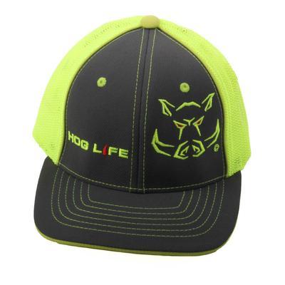 Outdoor Crew Hog Life Youth Neon Cap