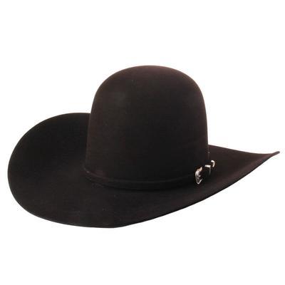 American Hat Co.Men's Black 7x Felt Hat