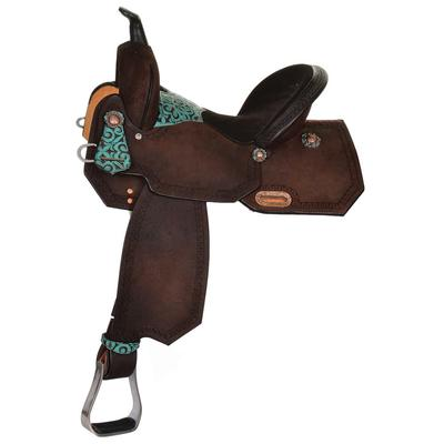 Circle Y Madison Barrel Saddle