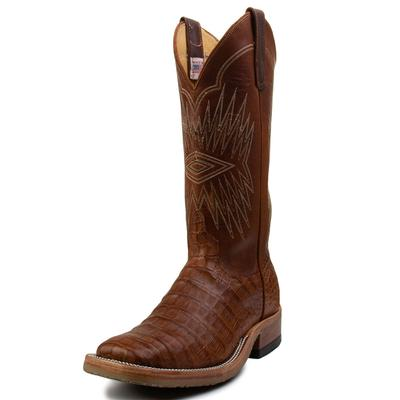 Anderson Bean Men's Post Oak Caiman Belly Boots