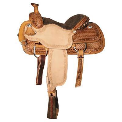 Circle Y Briscoe Roper Saddle