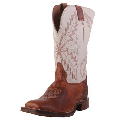 Tony Lama Men's Domestic Red Antonio Western Boots