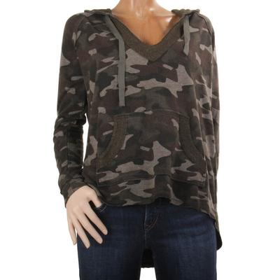 Another Love Women's Camo Benson Sweatshirt