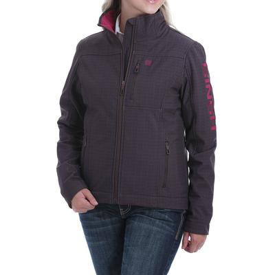 Cinch Women's Brown Concealed Carry Jacket