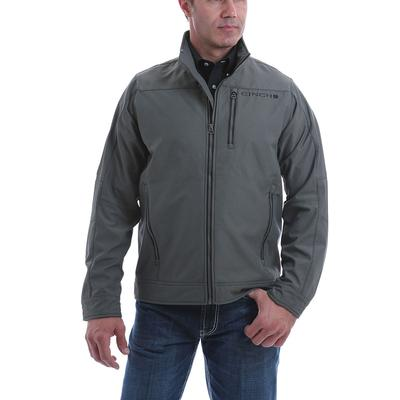 Cinch Men's Fleece Lined Bonded Olive Jacket