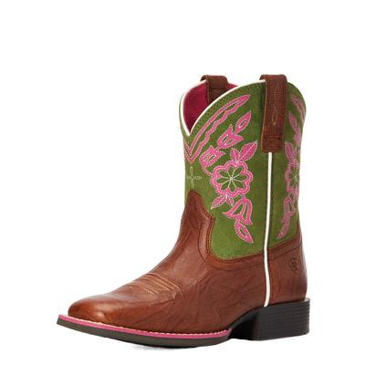 Ariat Youth Cattle Cate Western Boots