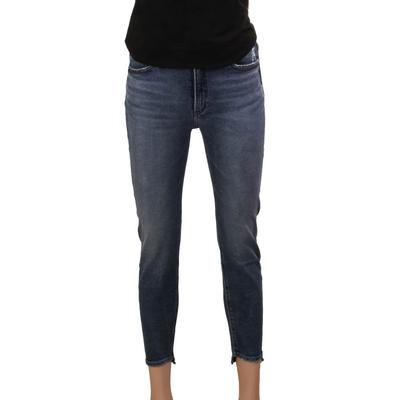 Silver Jeans Women's Medium Wash Most Wanted Skinny Jeans