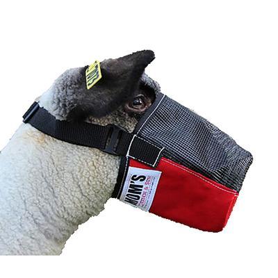 Moms Safari Cordura Muzzles For Sheep & Goats