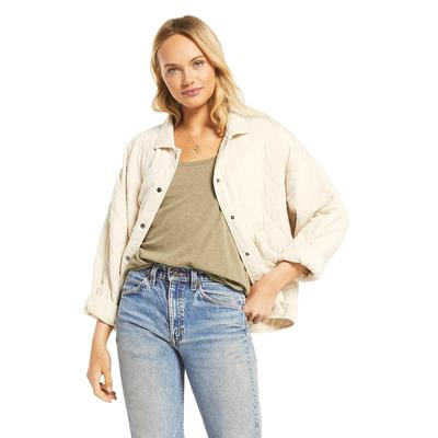 Z Supply Women's Maya Quilted Jacket