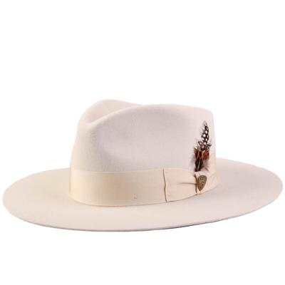 Stetson Women's Bone Estate Felt Hat