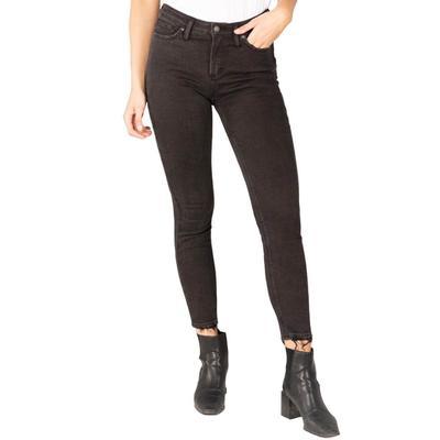 Silver Jeans Women's Black High Not Skinny Jeans