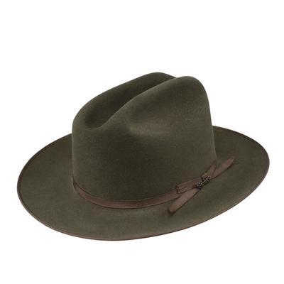 Stetson Women's Royal Deluxe Open Road Felt Hat