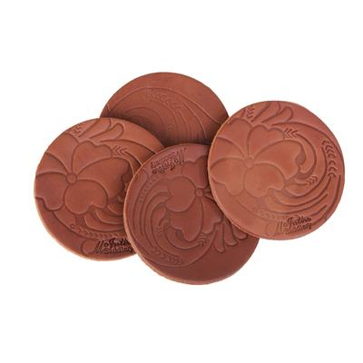 Leather Car Coaster Air Fresheners