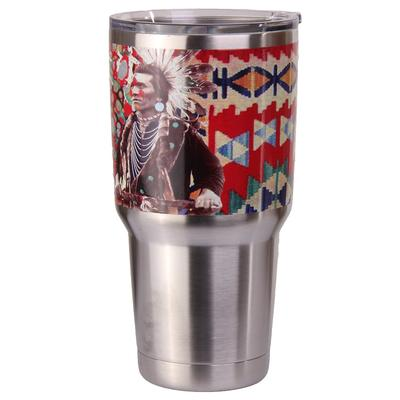 Feather To The Wind 32oz Tumbler