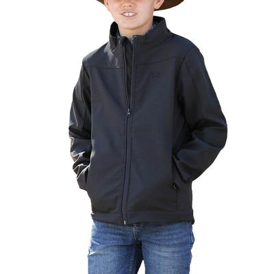 Cinch Boy's Black Bonded Jacket
