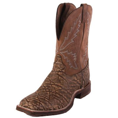 Tony Lama Men's Taupe Bowie Western Boots