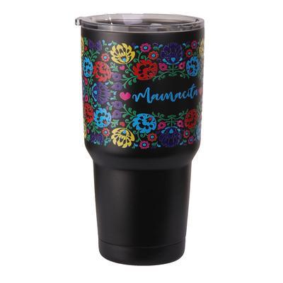 Floral Mamacita 30oz Tumbler