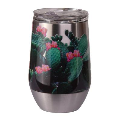 Prickly Pear 15oz Wine Glass