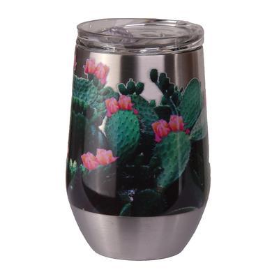 Prickly Pear 15oz Wine Glass
