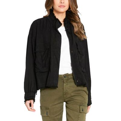 Dear John Women's Black Jester Jacket
