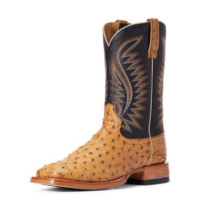 Ariat Men's Gallup Exotic Western Boots