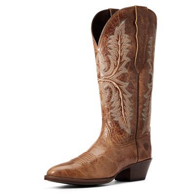 Ariat Women's Heritage Elastic Calf Western Boots