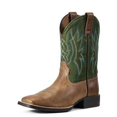 Ariat Boy's Pace Setter Western Boots