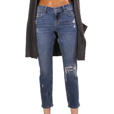 Dear John Women's Cropped Erin Jeans