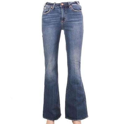Dear John Women's Marty Trouser Flare Jeans