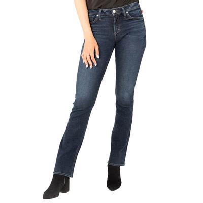 Silver Jeans Women's Avery Slim Bootcut Jeans