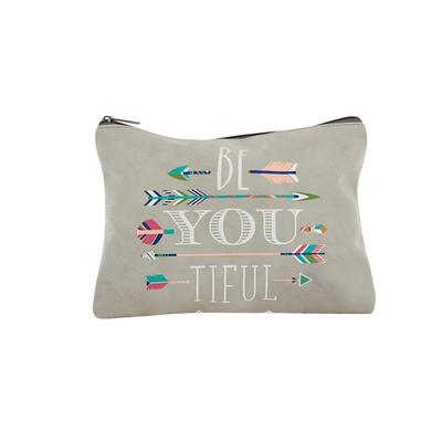 Be You- Tiful Makeup Pouch