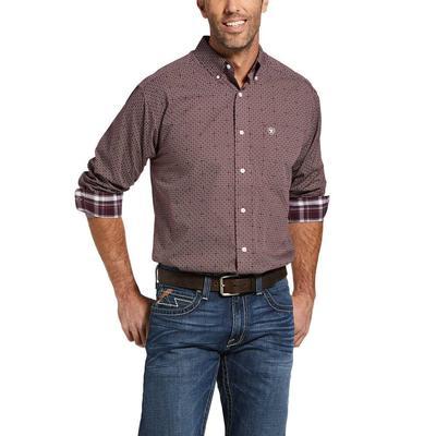 Ariat Men's Maddox Classic Fit Shirt