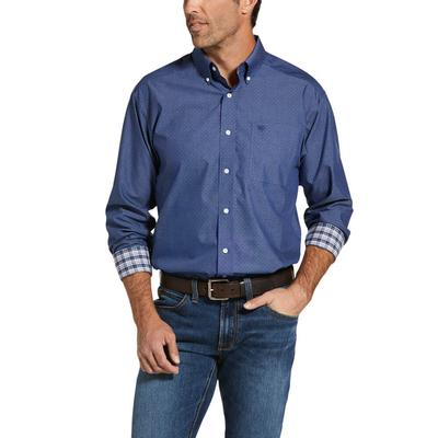Ariat Men's Mitch Classic Fit Shirt
