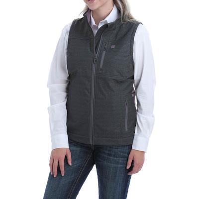 Cinch Women's Concealed Carry Printed Bonded Vest