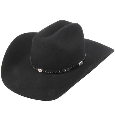 Resistol Men's Mayhill Black Felt Hat