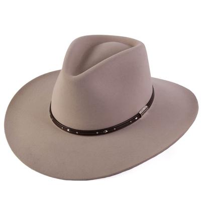 Stetson Pawnee Silver Belly 5X Felt Hat
