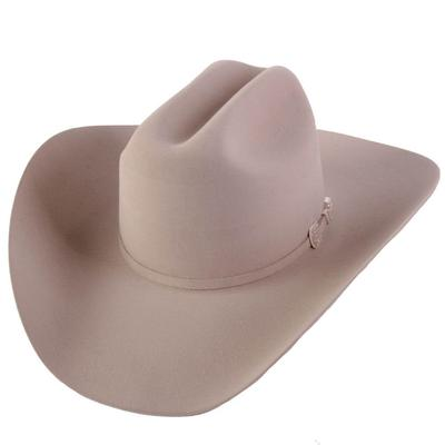 Stetson Men's Skyline Silver Belly 6X Felt Hat