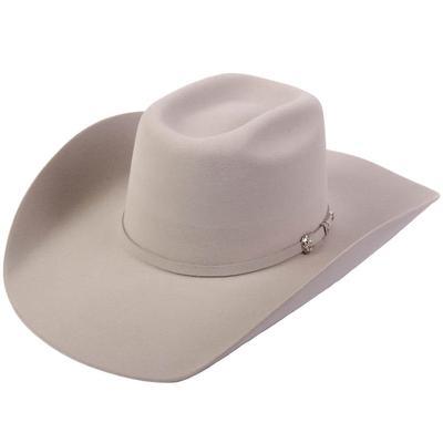 Resistol Men's The SP 6X Silver Belly Felt Hat