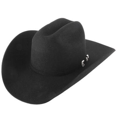 Stetson Men's Deadwood Black Felt Hat