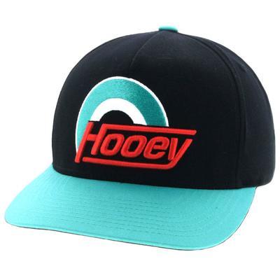 Hooey Men's Blue and Black Suds Cap