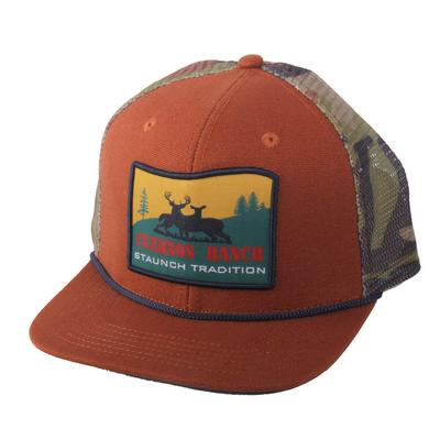 Staunch's Cuerno Ranch Cap