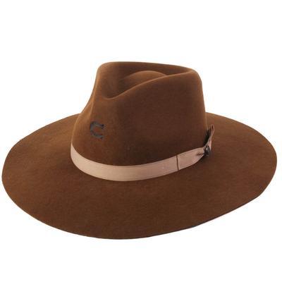 Charlie 1 Horse Women's Acorn Highway Felt Hat